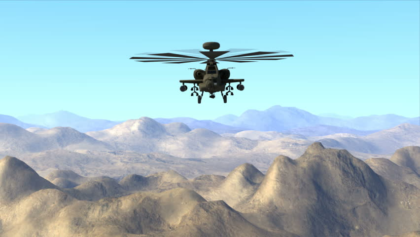 Apache Helicopter Flying Over Desert Mountains (CGI) Stock Footage on chinook helicopter, havoc helicopter, osprey helicopter, comanche helicopter, stealth helicopter, coast guard helicopter, seahawk helicopter, attack helicopter, double horse helicopter, marine helicopter, cobra helicopter, black helicopter, pave low helicopter, huey helicopter, cargo helicopter, hind helicopter, kiowa helicopter, double propeller helicopter, viper helicopter, little bird helicopter,