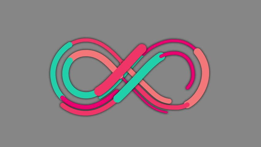 Infinity Symbol Stock Video Footage 4k And Hd Video Clips