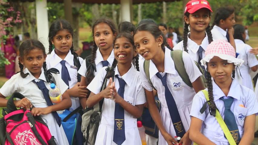 Sri Lanka School Class Trip Photos - Free & Royalty-Free