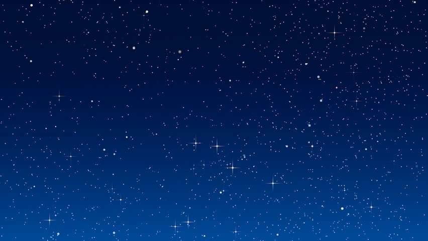 Stock video of twinkling stars in simulated night sky 8455738 shutterstock - Images night sky and stars ...