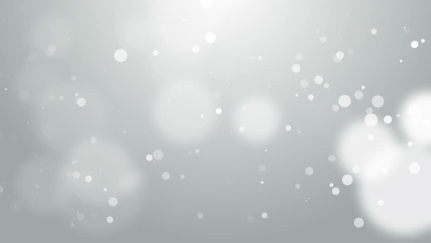 4k Soft White Bokeh Animation Background Seamless Loop.   Shutterstock HD Video #8529937