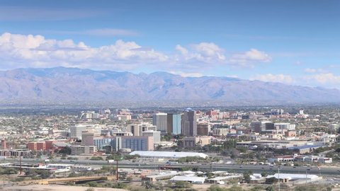 City of Tucson - Downtown Time-lapse