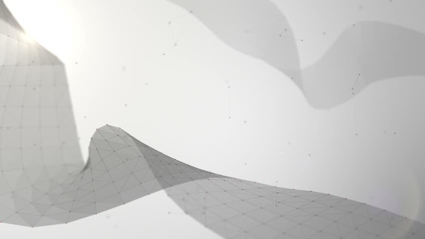 Abstract 3D Shape Background 002 (seamless loop) | Shutterstock HD Video #8712724