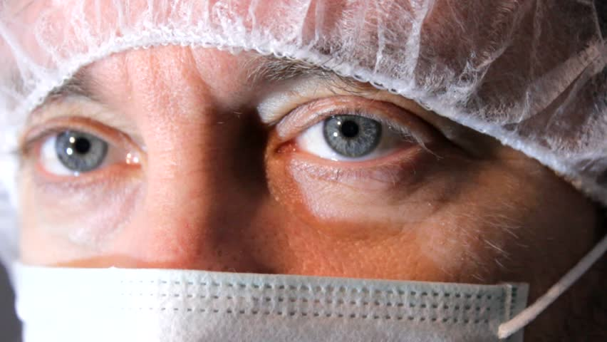Quarantine medical health care worker doctor mask 1920x1080 full hd footage | Shutterstock HD Video #8790688