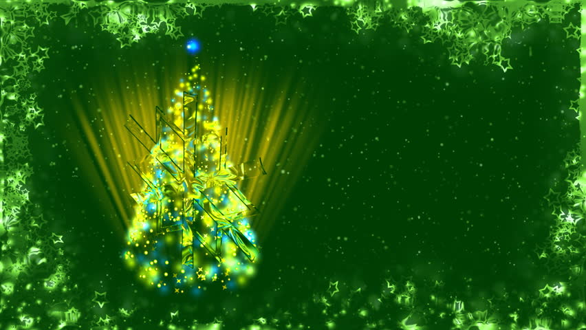 Christmas greetings free video clips 177 free downloads christmas tree on greeting card in green version christmas 22 m4hsunfo