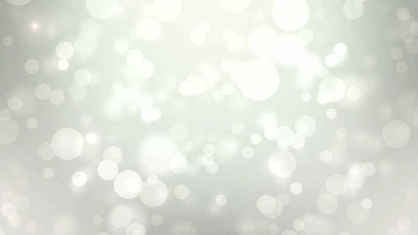 Moving gloss particles on grey background loop. Soft beautiful backgrounds. Circular shapes perform dance. motion background. More sets footage  in my portfolio. | Shutterstock HD Video #8872576