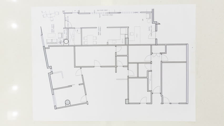 Architectural Drawings Of Modern Houses ruler calculator, metric folding ruler, notepad, pen and