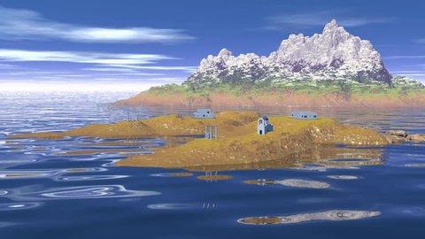 Landscape with islands 116 part1