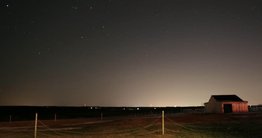 Stars and Ice Light Pillars Stock Footage Video (100% Royalty-free) 9268898  | Shutterstock