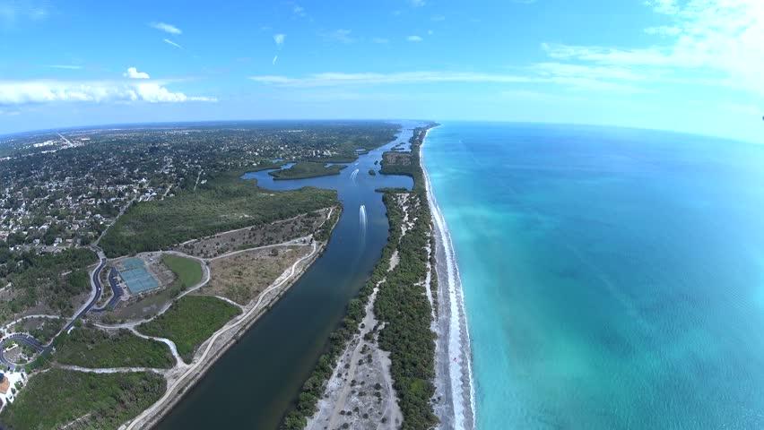 Stock video of caspersen beach park, venice fl 4k ...