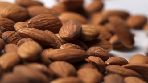 Almonds falling in slow motion. Find similar clips in our portfolio.
