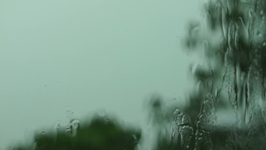Spring Storm with Sound  Rain Stock Footage Video (100% Royalty-free)  9842078 | Shutterstock